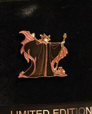 Disney Shopping Pin 2008 Villain Series Maleficent Sleeping Beauty LE 500 MOC