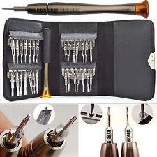 Mobile Phone Repair Tool Kit 29 in 1 Screwdriver Set for iPhone 4 5 6 iPod iPad