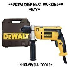 Dewalt DWD024K Keyless Percussion Corded Power Drill 701 Watt 240 Volt