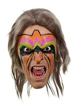 Ultimate Warrior WWE Adult Halloween Party Mask