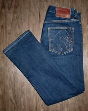 DC Size 28x30 Mens Amity Straight Fit Button Fly Jeans