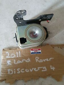 2011 LAND ROVER DISCOVERY 4 3.0 SDV6 ALARM SIREN HORN
