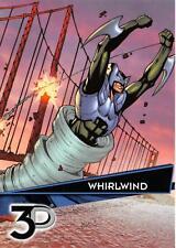 WHIRLWIND / Marvel 3D (Upper Deck 2015) BASE Trading Card #24
