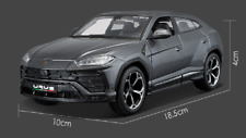 Maisto 1/24 Lamborghini URUS Gray Diecast MODEL Racing SUV Car NEW IN BOX
