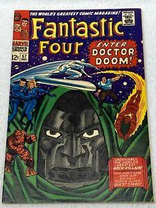 FANTASTIC FOUR #57 MARVEL DEC 1966
