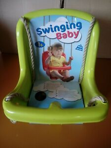Seggiolino Altalena Swinging Baby 1+ MAX 60 Kg. Verde Androni Giocattoli NUOVO