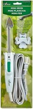 Clover Mini Iron - Includes Stand - Compact Size is Ideal for Detailed Work