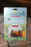 Ertl Thomas the Train Duncan Shining Time Station 4101 TANK ENGINE FRIENDS