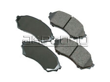 Fits Mazda Protege l4 GAS 1.6L Akebono ProACT Rear Disc Brake Pads D8798ACT