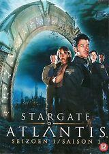 Stargate Atlantis : Seizoen 1 / Saison 1 (5 DVD)