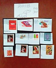 2018 Stamps:SC#5303 The Art of Magic+SC#5321 Hot Wheels+SC#5299 Scooby-Doo +More