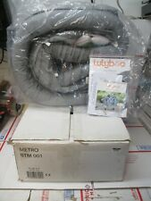 Lulyboo Bassinet To-Go Metro Baby Lounge New Open Box Fast / Fee Shipping