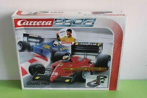 Carrera Profi 70300 Grand Prix (with box) + Carrera Profi 72807 Spare brushes