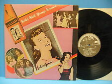 Wild Wild Young Women V/A NM Record Rockabilly Rounder Records 1031 The Nettles