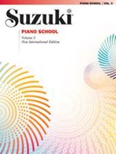 Suzuki Piano School New International Edition Piano Book, Volume 3, 0162SX