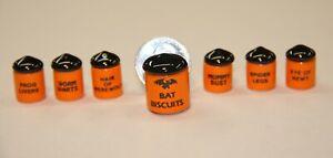 Scary Stuff Keepers!! Dollhouse Miniatures by Tim Van Schmidt