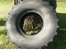 Goodyear MVT 395/85/20 tire used Military Monster Truck 5 ton M35 6x6 Deuce 4x4