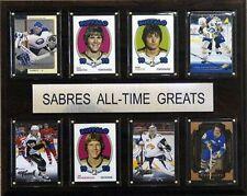 Buffalo Sabres Hockey Vintage Sports Plaques