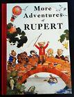 1937 RUPERT BEAR FACSIMLIE ANNUAL, SUPER UNREAD BOOK