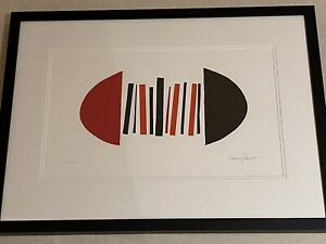 Terry Frost Signed Print