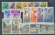 TIMBRE STAMP ZEGEL SUPER LOT SURINAM NEERLANDAISE XX