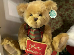 BEARY MERRY 173903  from Bearington Bears Collection NWT Stuffed Animal