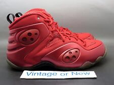 Nike Air Zoom Rookie Varsity Red Black Penny 2012 sz 7.5