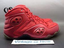 Nike Air Zoom Rookie Varsity Red Black Penny 2012 sz 7.5