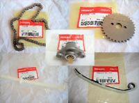Honda CBR125 R Cam Chain & Sprocket & Guide & Tensioner & Lifter 2004 - 2010