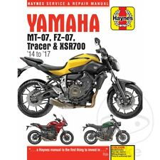 Haynes Repair Manual Yamaha XSR 700 a ABS 2016