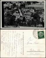 Petersdorf (Riesengebirge) Piechowice Blick auf das Bahnhofsviertel 1938