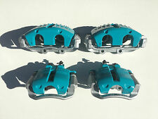 Vt vx vy vz v6 v8 Commodore Two Tone Brake Calipers Front &rear