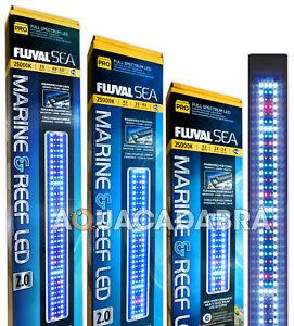 FLUVAL MARINE & REEF LED 2.0 LIGHTING SPECTRUM WATERPROOF GREAT QUALITY AQUARIUM