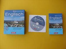 Berlitz Reise-Sprachkurs Englisch mit Audio-CD.