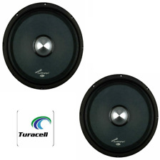 "2 - Audiopipe APMB-811DR 8"" Low-Mid Loudspeaker, 300 Watt Max, Neodynium Magnet"