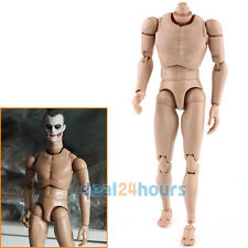 Narrow Shoulder 1/6 Scale Male Action Figure Nude Body for HOT TOYS TTM18 TTM19