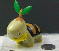 Turtwig Nintendo Pokemon Jakks Pacific Articulated Figure 2007 Rare Vintage