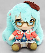 NEW Taito Hatsune Miku Plush Doll Fall Stuffed Plush 18cm TAI40000 US Seller