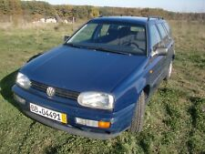 VW Golf 3 TDI Variant Automatic 110 PS Behindertengerecht TÜV neu Klima ZV AHK