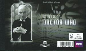 QE2 DOCTOR WHO PRESTIGE BOOKLET DY6 2013