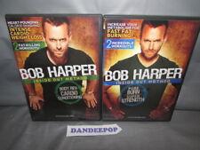 2 Bob Harper Inside Out Method Workout Fitness Videos Set