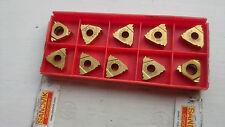 10 SANDVIK Threading INSERTI r166.0l-16mm01-175 1020 (R 166 16mm 01 ISO 1,75 mm