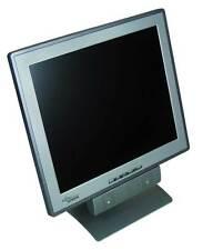 "Fujitsu SCALEOVIEW S17-1 43 cm (17"") 5:4 LCD TFT Monitor DVI Lautsprecher Silber"