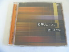 MUSIC HOUSE MHE-80 CRUCIAL BEATS RARE LIBRARY SOUNDS CD