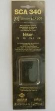 # 0729 Metz SCA 340 Flash Adapter for Nikon FE, FG, FM 2, EM