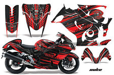 Amr Racing Graphic Kit Suzuki GSXR 1300 Hayabusa GSX Busa Bike Decal Wrap NUKE R