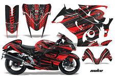 Amr Racing Graphic Kit Suzuki GSXR 1300 Hayabusa GSX Busa Bike Decal Wrap NUKE R