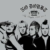 No Doubt : The Singles 1992-2003 CD