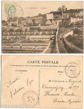 CPA carte postale 1905 postcard paysage Le Mont VOUVRAY 37 Indre et Loire 879 A