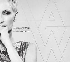 Anna Wyszkoni - Zycie jest w porzadku (CD) Platynowa Edycja 2014 NEW